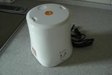 ミニ炊飯器ALCOLLE(アルコレ)のミニライスクッカー